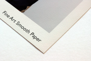 Fine Art Smooth paper