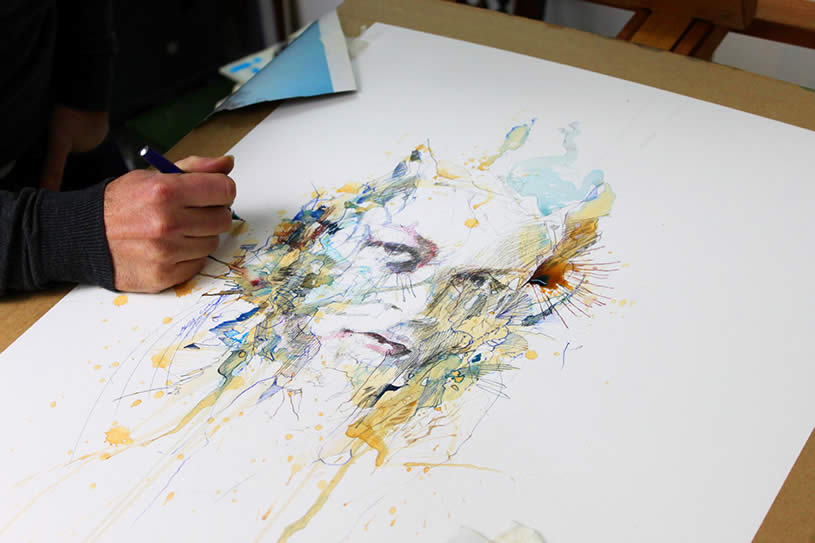 Carne Griffiths Well hung