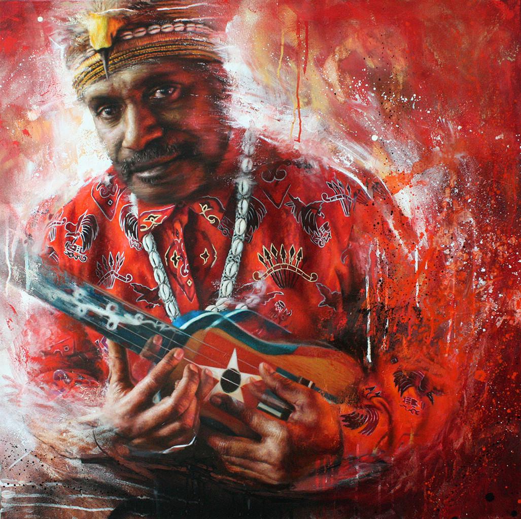 Benny Wenda by Dale Grimshaw