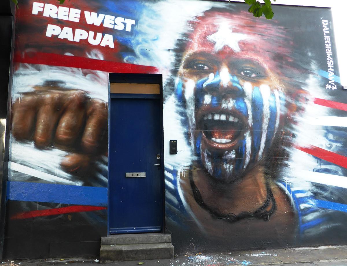 Camden Dale Free West Papua Camden
