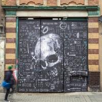 Donk & Skel street art