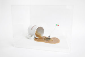 Slinkachu Tipping Point - boxed