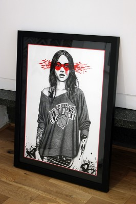 Double Mount Findac frame