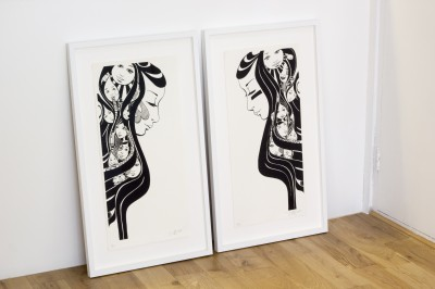 Lucy McLauchlan frames