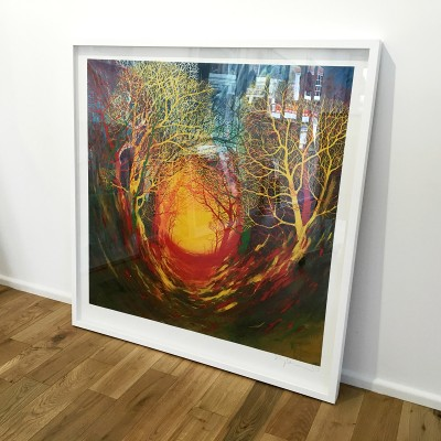 Snaley Donwood Box Frame