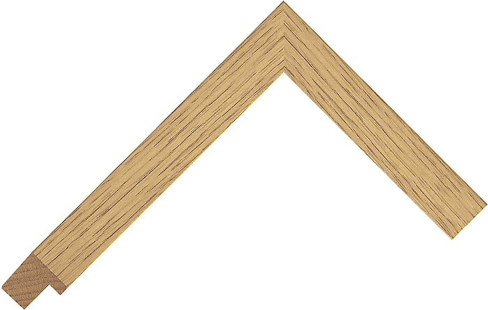 Oak Slim Frame